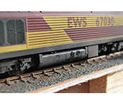 Class 67 weathering