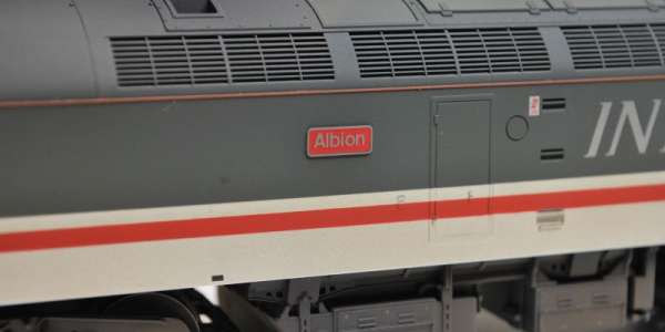nameplates added to class 47